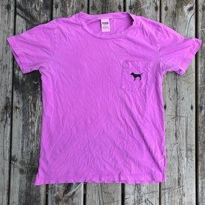 Pink | Purple Campus Tee